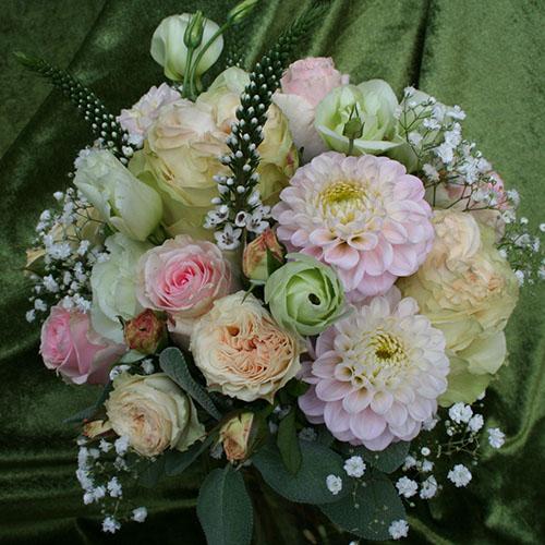 Blumenwerkstatt für Sträuße