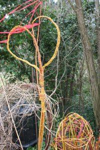Kurs 9: Dekorative Gartenstecker @ Blumenwerkstatt   Mutterstadt   Rheinland-Pfalz   Deutschland