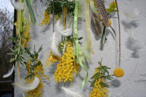 Kurs 1: Duftendes MimosenKlangspiel @ Blumenwerkstatt   Mutterstadt   Rheinland-Pfalz   Deutschland