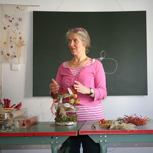 Kurse und Workshops für Blumen