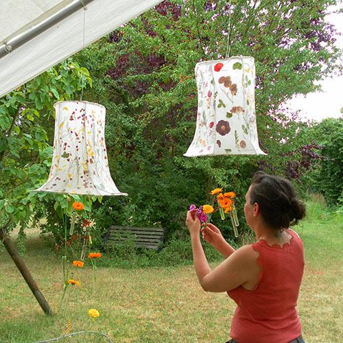 Teamevents mit Blumen